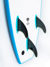 Softech Handshaped Surfboard