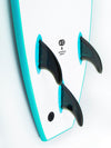 Softech Handshaped Softboard Fins
