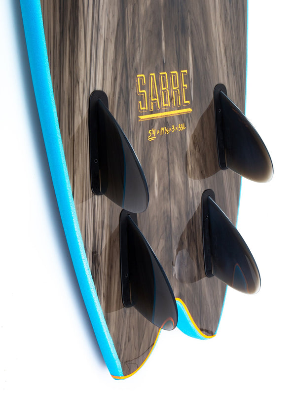 Softech Sabre Softboard Fins