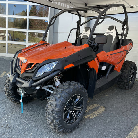 2021 ZFORCE 800 TRAIL ORANGE -560