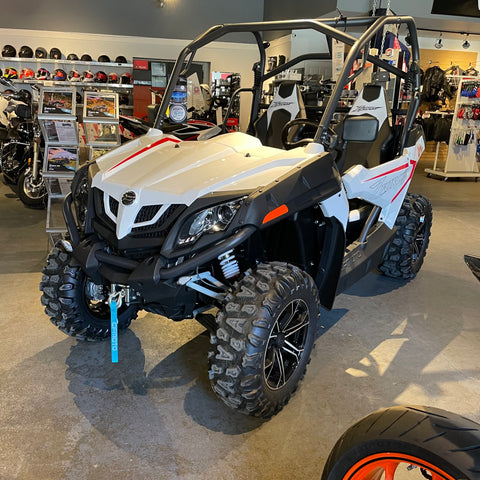 2021 ZFORCE 800 TRAIL WHITE-