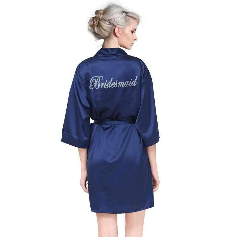 Bridesmaid Robes