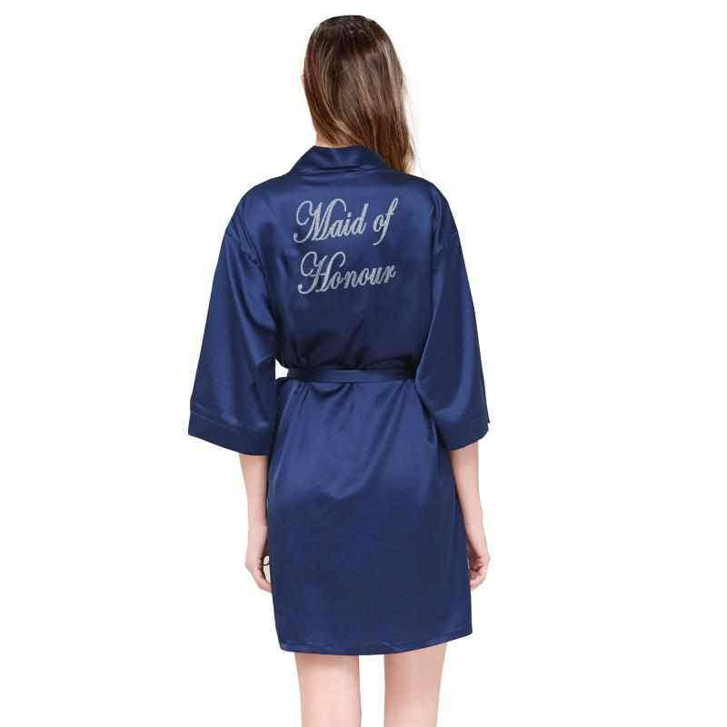 Maid of Honour Robes