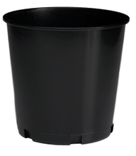 Load image into Gallery viewer, 176oz black church offering bucket