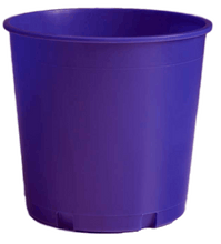 Load image into Gallery viewer, 176oz blue church offering bucket
