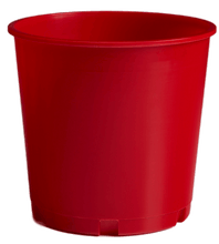 Load image into Gallery viewer, 176oz red church offering bucket