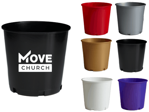 176oz church offering bucket