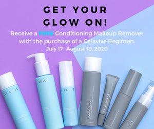 Get Your Glow on!  Celavive® Regimen Pack (Dry/Sensitive)