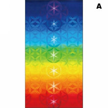 Load image into Gallery viewer, Yoga Tapestry Mat - Angelhealth