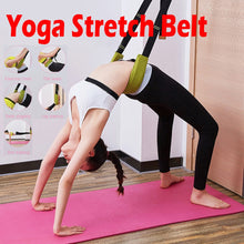 Load image into Gallery viewer, Yoga Stretch Belt - Angelhealth