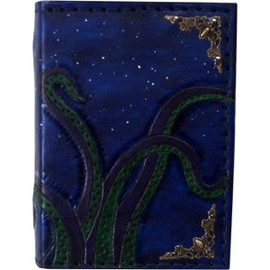 Kraken Book Trinket Box