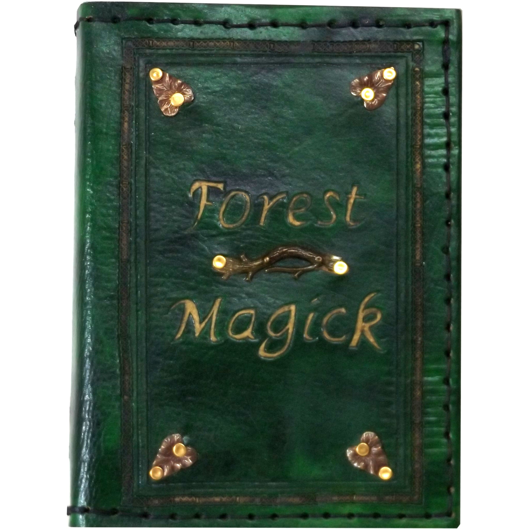 Trinket Box Spell Book