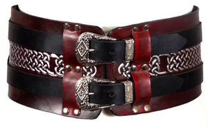 Celtic Knotwork Pirate Belt