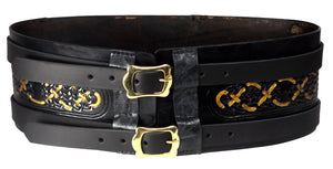 Celtic Knotwork Hero Belt