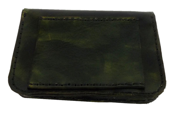 Dragon Leather Tobacco Belt Pouch Hand Made To Order LARP - Choose Colours