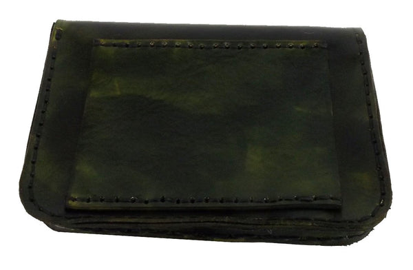 Ravens Leather Tobacco Belt Pouch Hand Made To Order LARP - Choose Colours