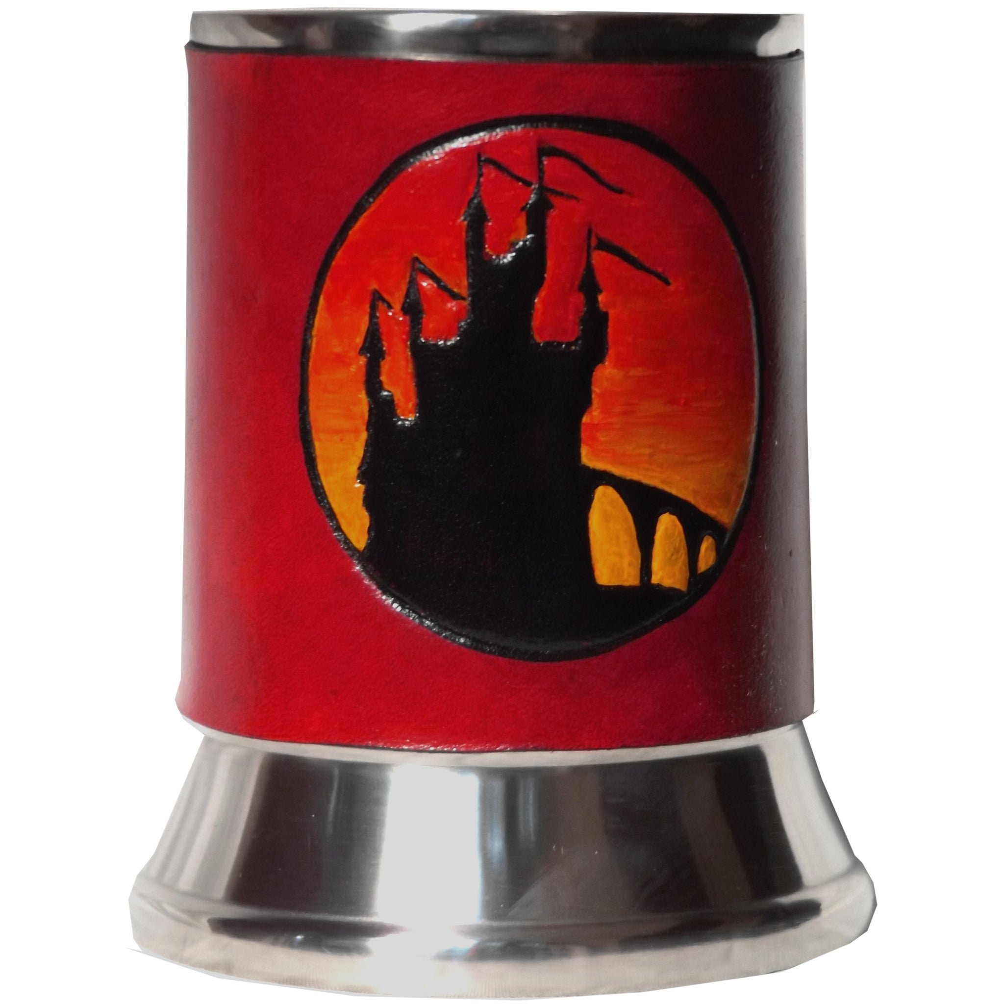 Sunset Castle on Tankard