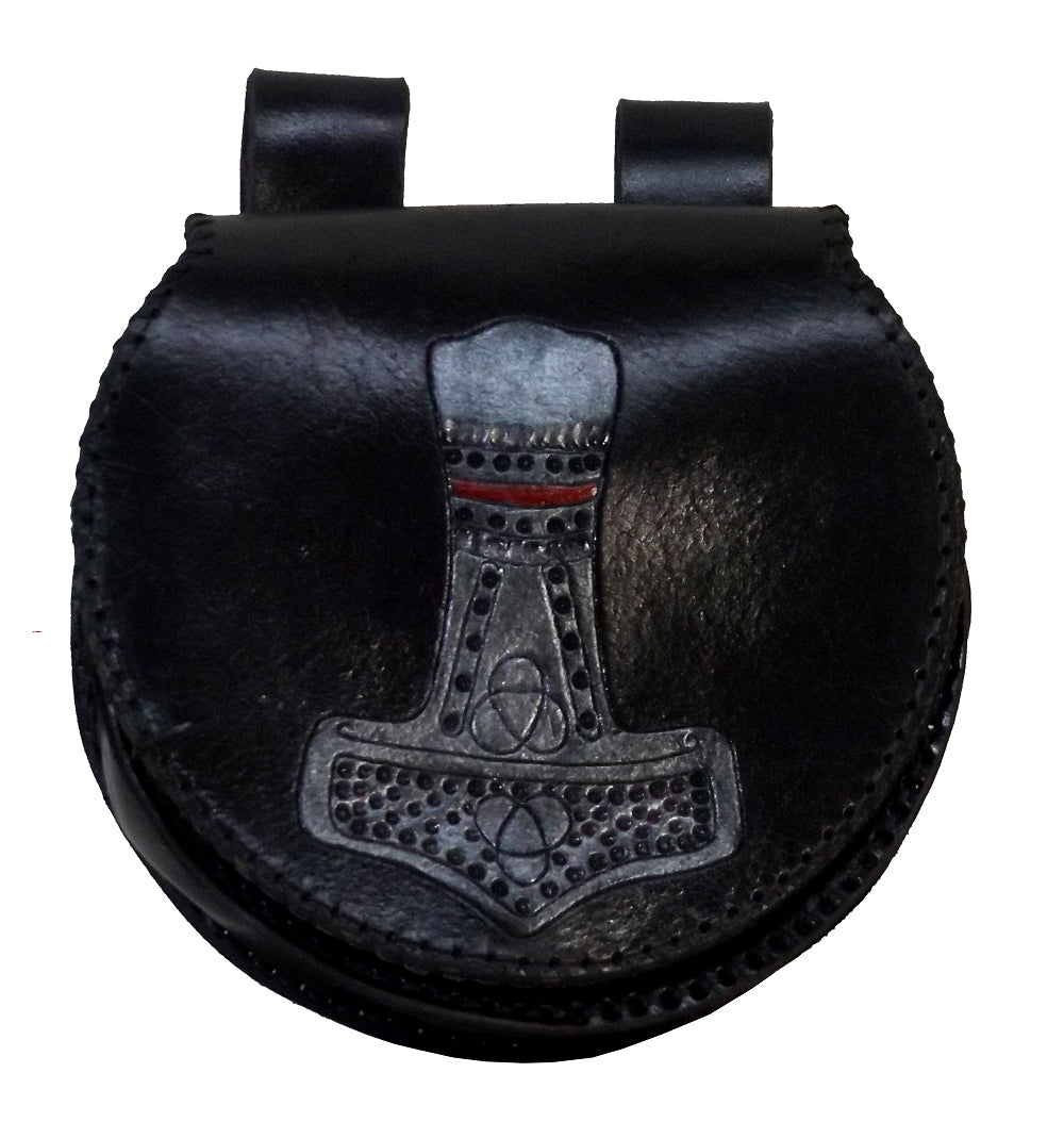 Belt Pouch with Hammer