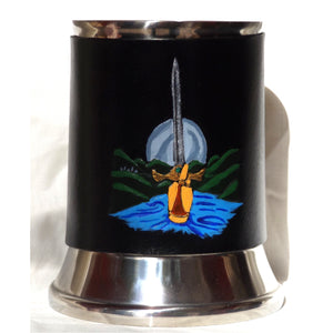 Lady of the Lake Tankard