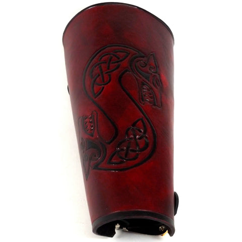 Viking Dragon Bracer