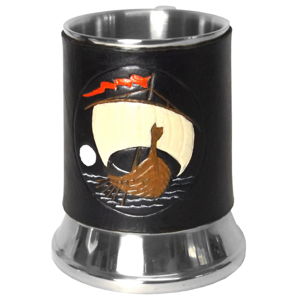 Viking Ship Tankard