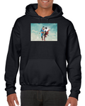 Superman Lois Lane Comics Hoodie