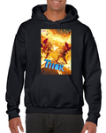 The Mighty Thor Art Hoodie