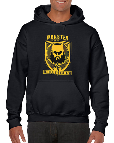 Braun Strowman Monster Of All Monsters Wrestling Hoodie