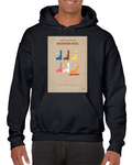 Reservoir Dogs Minimal Movie Poster Hoodie