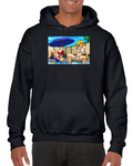 Hot Girls Power Girl Kara Zor-l Karen Starr Comics Hoodie