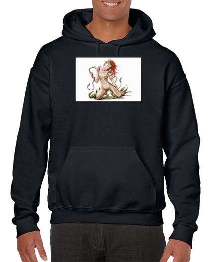 Zyra League Of Legends Video Game Poster Hoodie