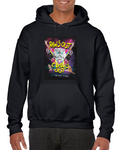 Natalya Paws Out, Claws Out Wrestling Hoodie