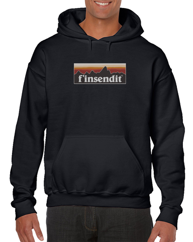 F'in Send It Meme Hoodie