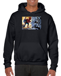Batman Superman Comics Hoodie