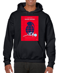 Raising Arizona Minimal Movie Poster Hoodie