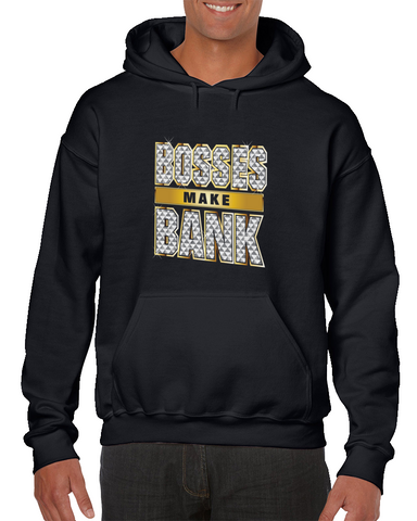 Sasha Banks Bosses Make Bank Wrestling Hoodie