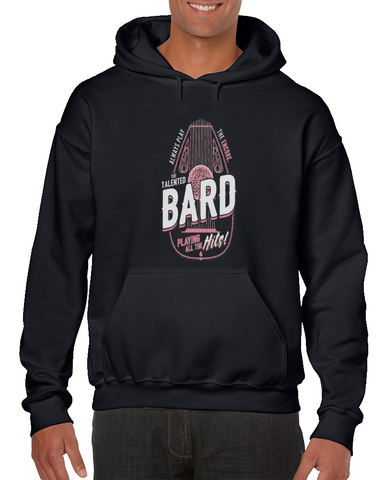 dbb738f10d4 Bard Fantasy Rpg Gm Dungeon Game Master Dm Boardgame Tee Hoodie