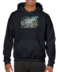 Batman Dark Knight Comics Hoodie