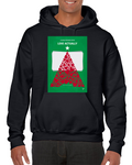Love Actually Minimal Movie Poster Hoodie