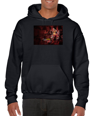 8c80af163272 Kyrie Irving Cleveland Cavaliers Basketball Sports Poster Hoodie