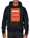 Requiem For A Dream Minimal Movie Poster Hoodie