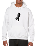 Support Road Head Ribbon Meme Hoodie