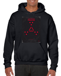 Predators Minimal Movie Poster Hoodie