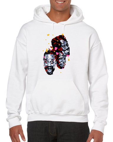 The New Day Rob Schamberger A Wrestling Hoodie