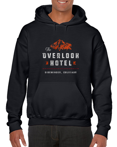 The Overlook Hotel Meme Hoodie