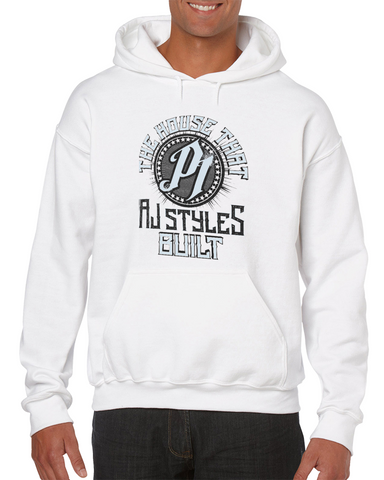 Aj Styles The House That Aj Styles Built Special Wrestling Hoodie