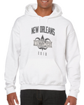 Wrestlemania 34 New Orleans Military Gree Wrestling Hoodie