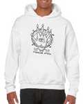 Aleister Black Fade To Black Aut Wrestling Hoodie