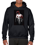 Daredevil Punisher Logo Comics Hoodie