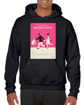Paris When It Sizzles Minimal Movie Poster Hoodie